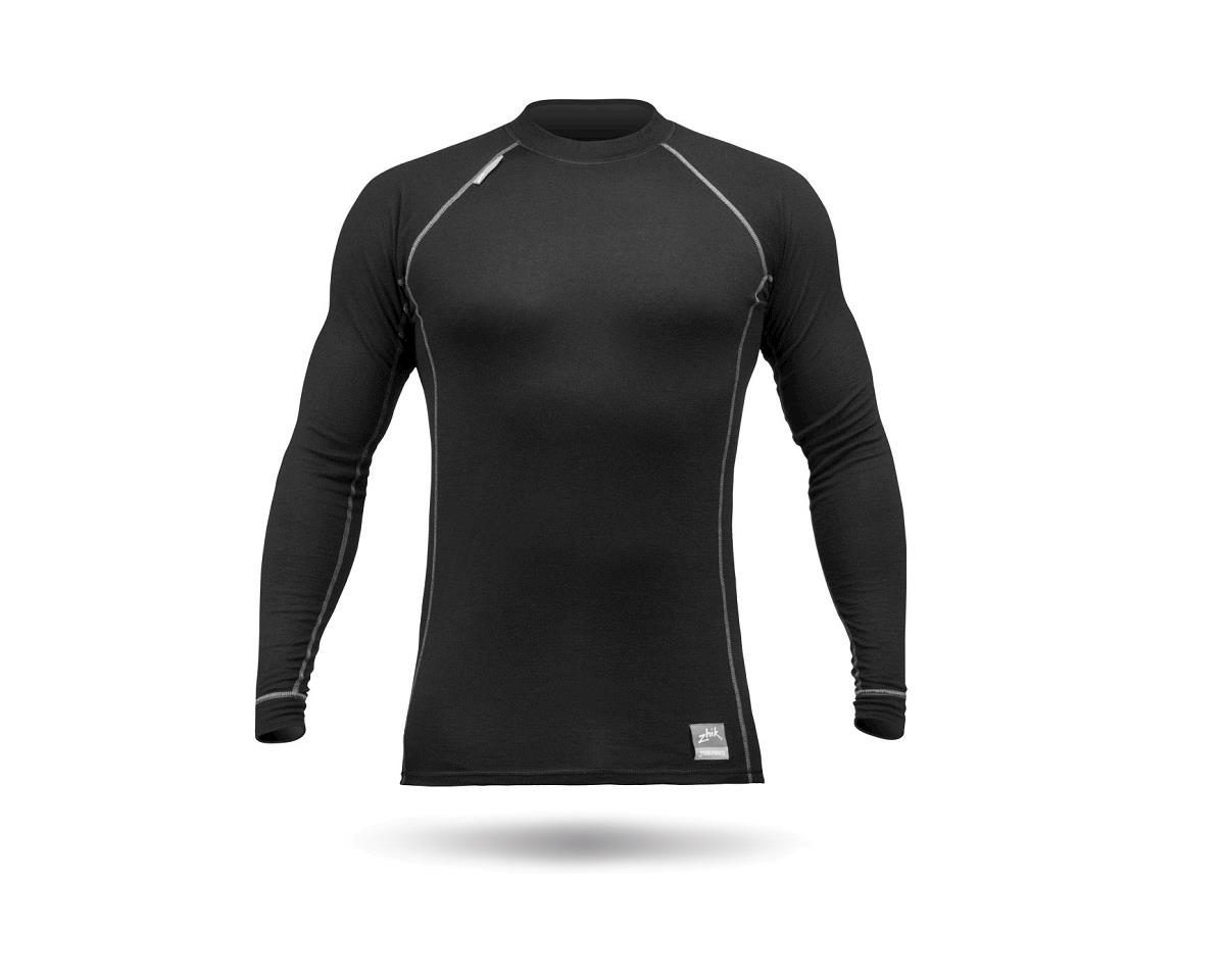 Zhik Z-Merino Long Sleeve Top (Black)