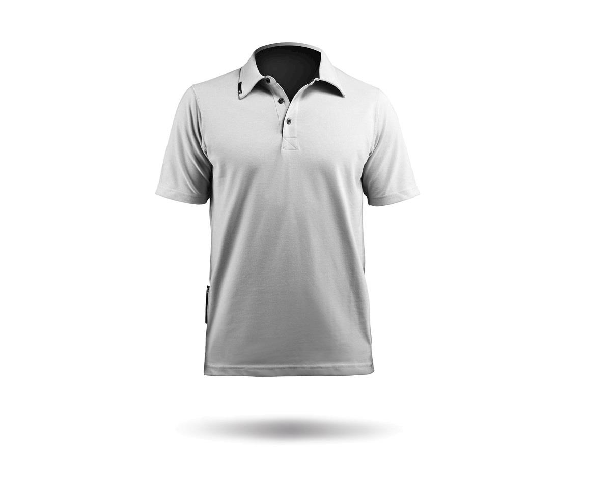 Zhik PolyCotton Short Sleeve Polo Shirt (Ash)
