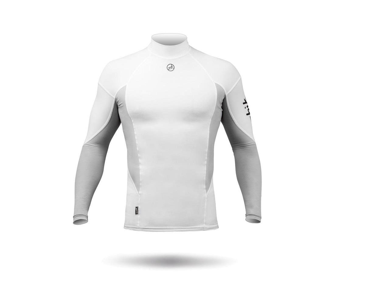 Zhik Spandex Top L/S (Crisp White) (Men) (L)