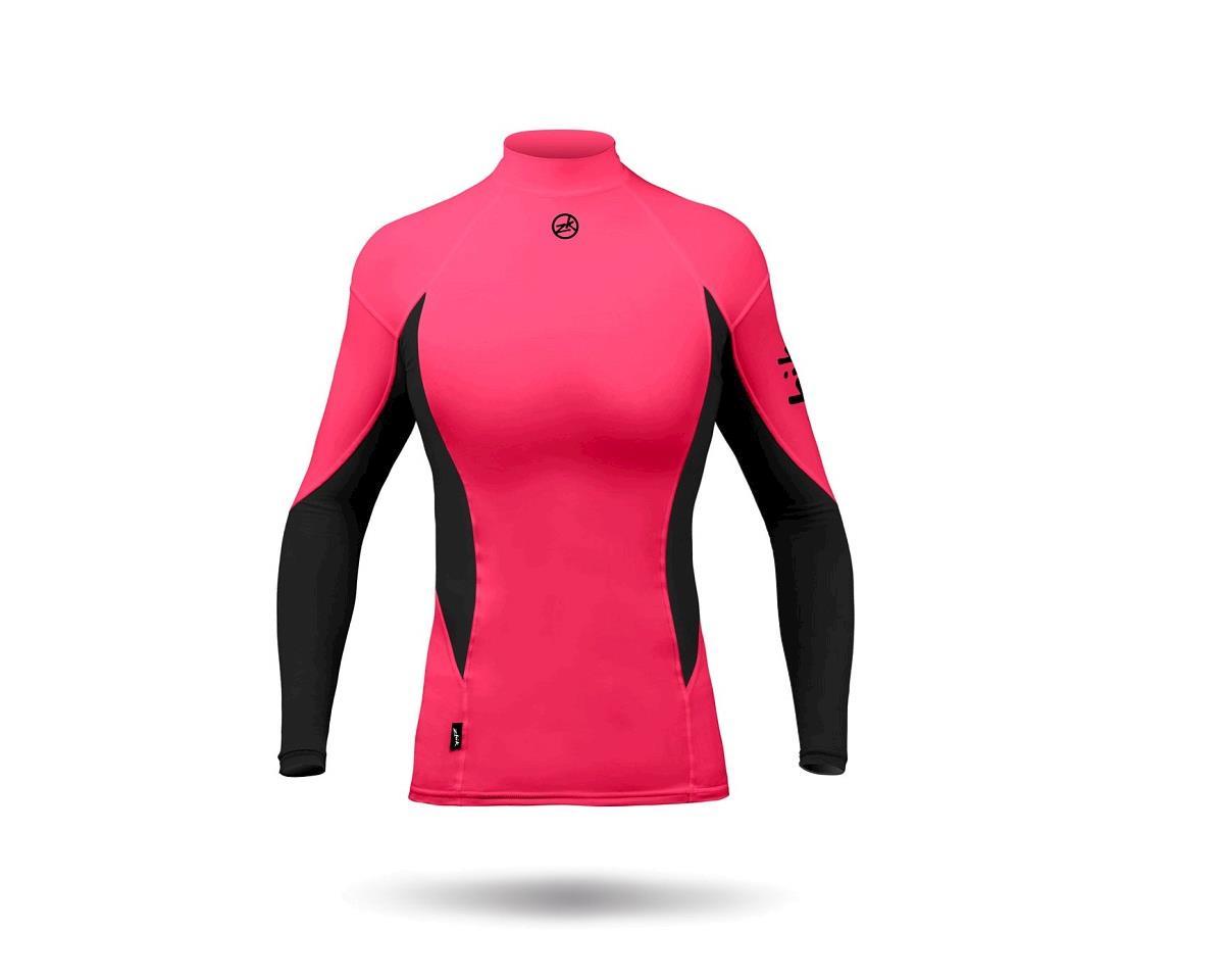 Zhik Spandex Top L/S (Pink) (Women)