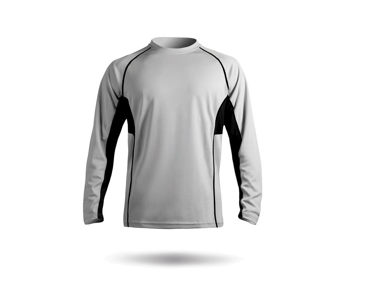 Zhik ZhikDry Long Sleeve Shirt (Ash)