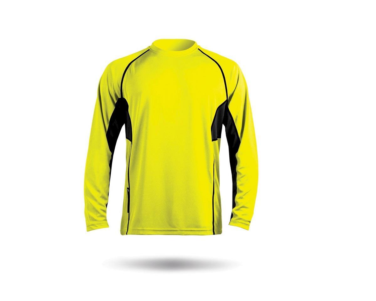 Zhik ZhikDry Long Sleeve Shirt (HIVIS Yellow)