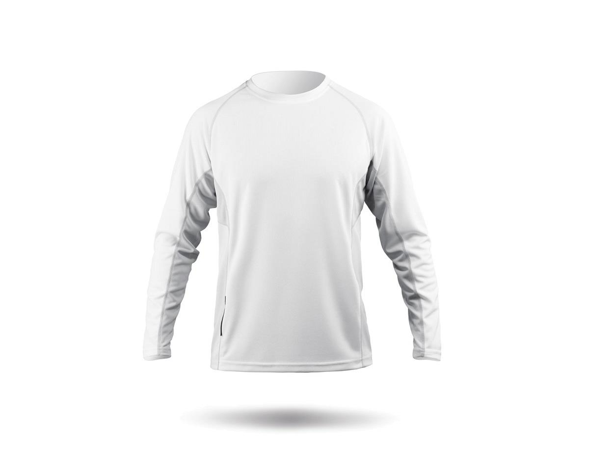 Zhik ZhikDry Long Sleeve Shirt (White)