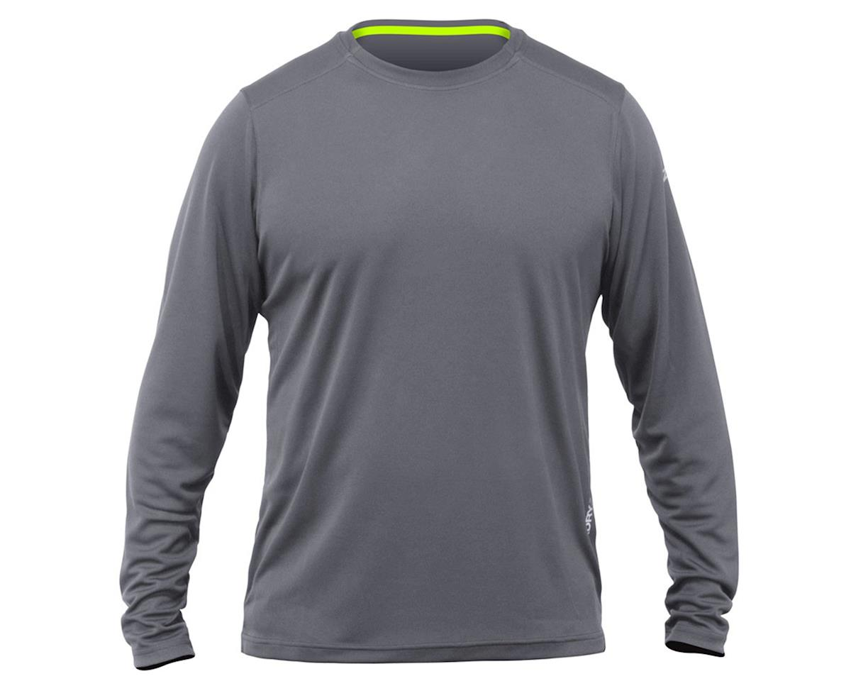 Zhik Dry Lite Long Sleeve Tech Top Grey
