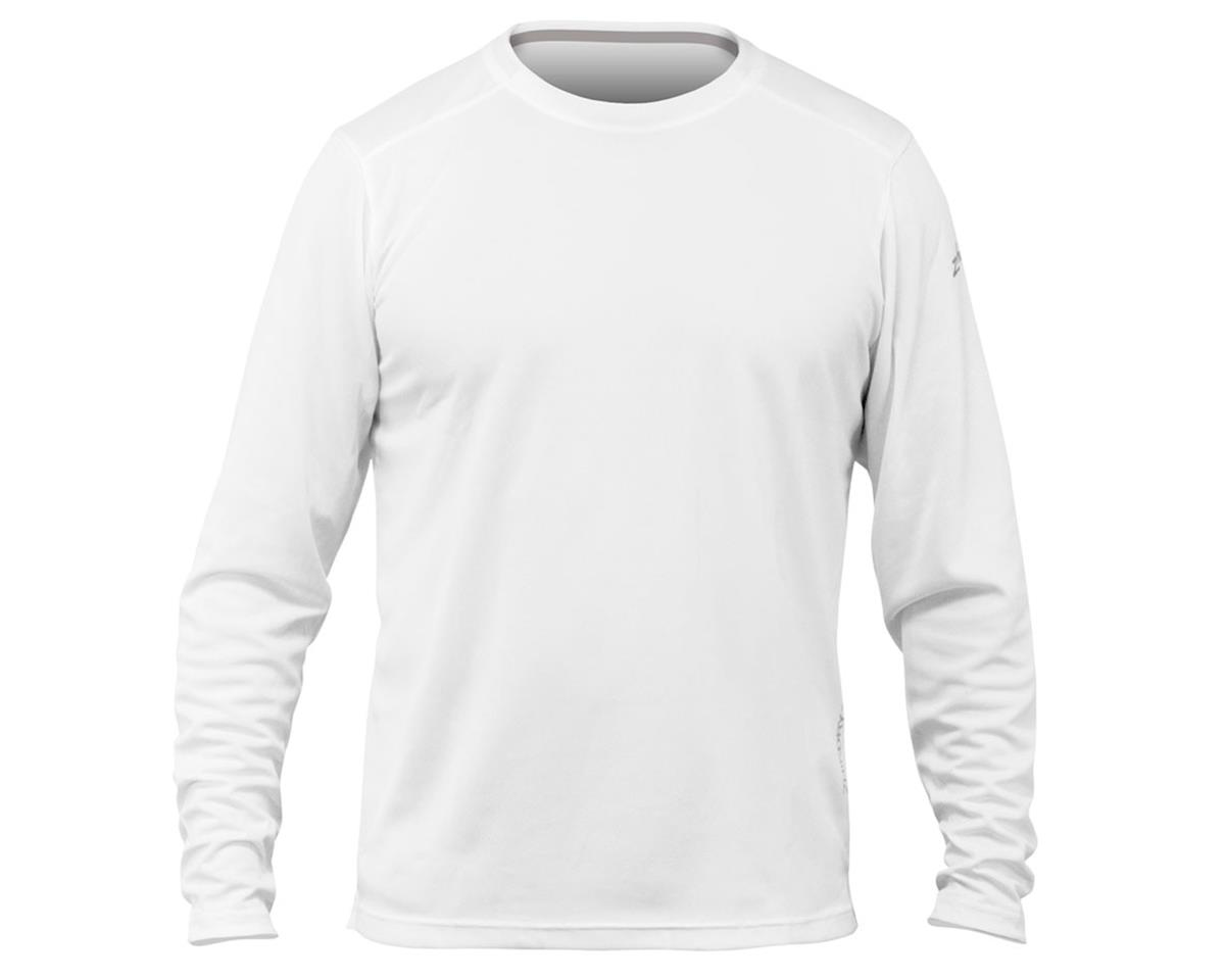 Zhik Dry Lite Long Sleeve Tech Top White