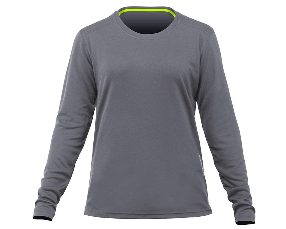Zhik Dry Lite Long Sleeve Tech Top Womens Grey