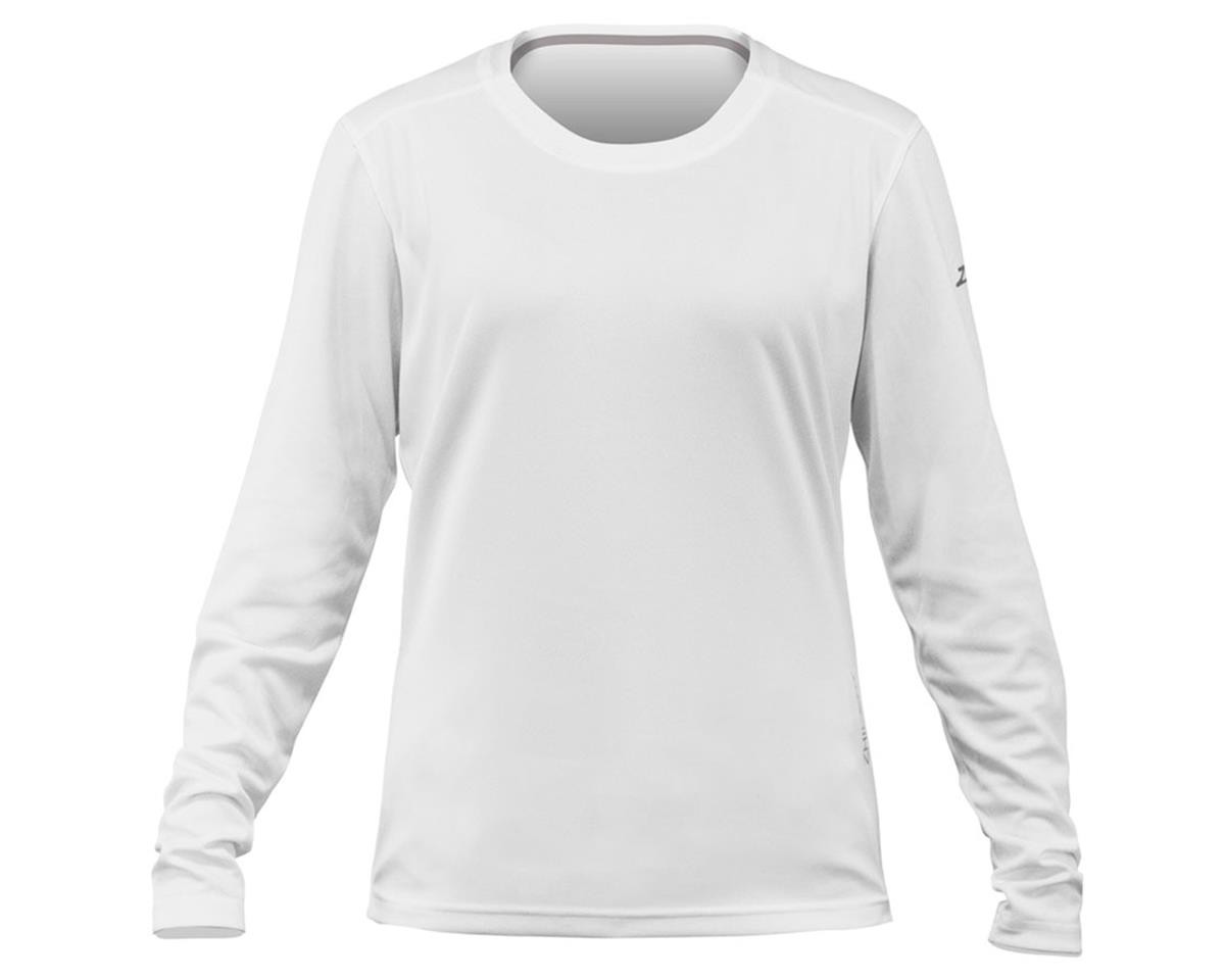 Zhik Dry Lite Long Sleeve Tech Top Womens White