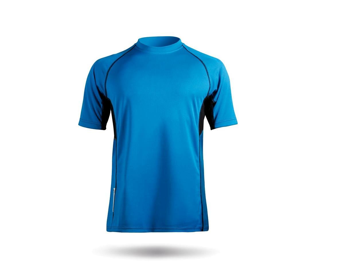Zhik ZhikDry Short Sleve Shirt (Blue)