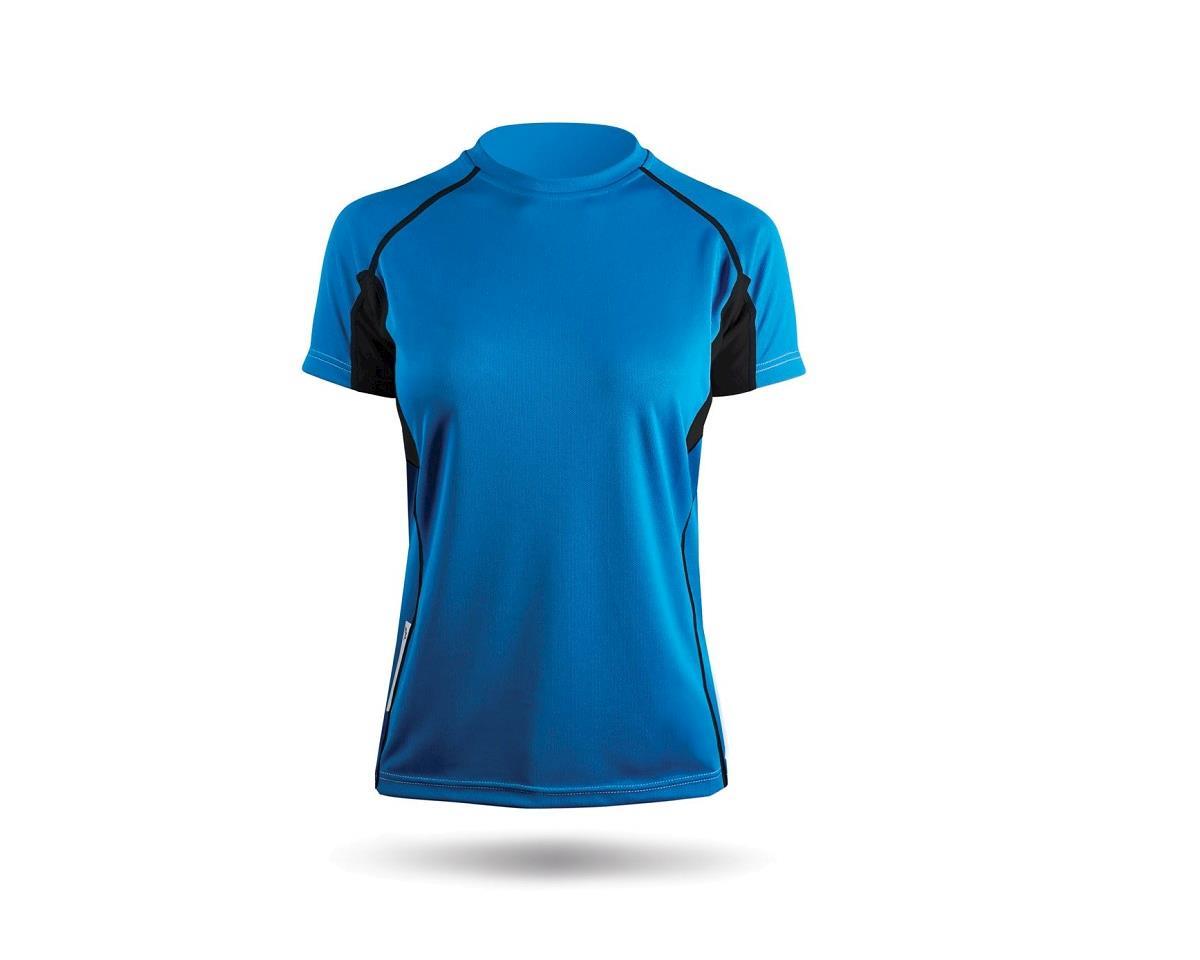 Zhik ZhikDry Short Sleeve Shirt (Blue) (Women)