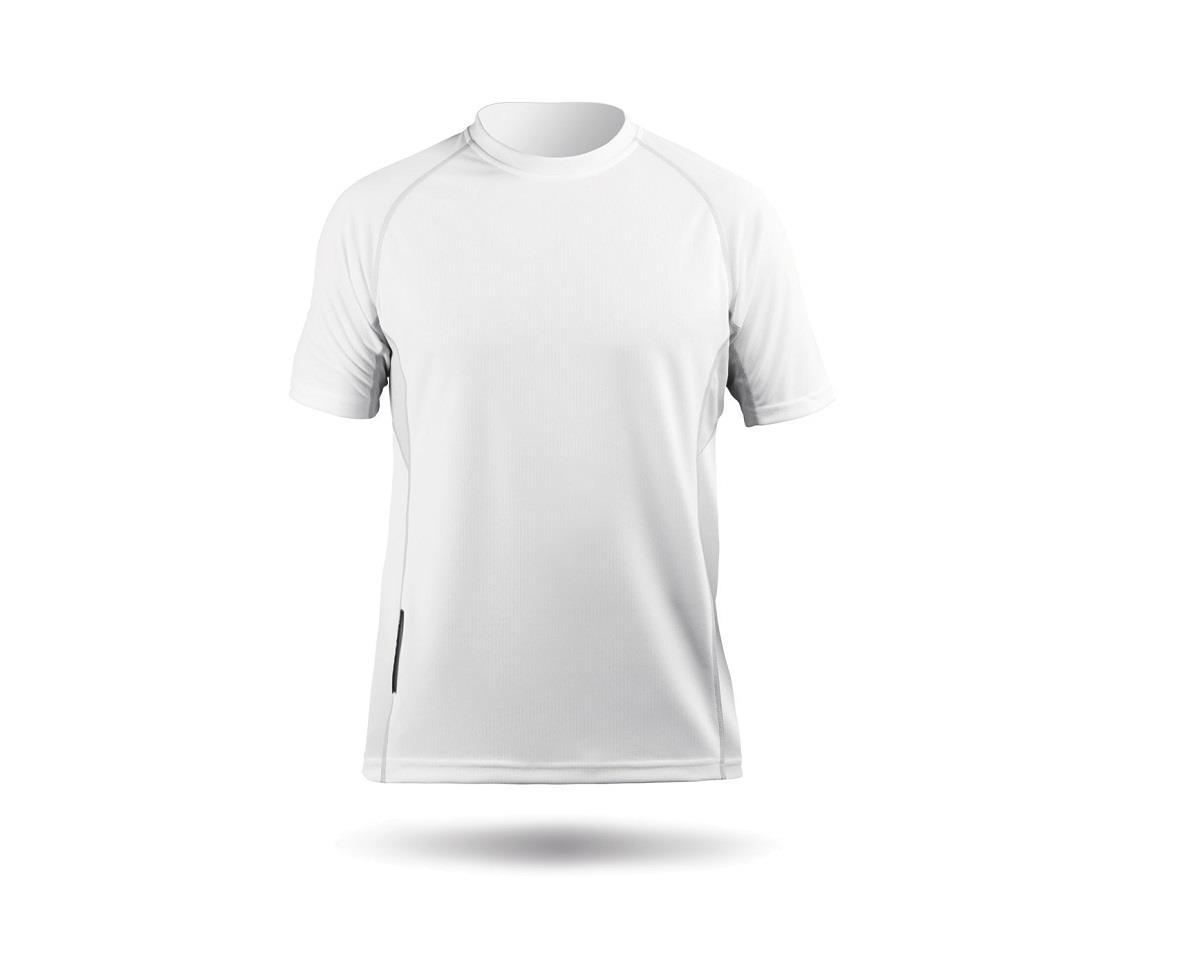 Zhik ZhikDry Short Sleve Shirt (White)