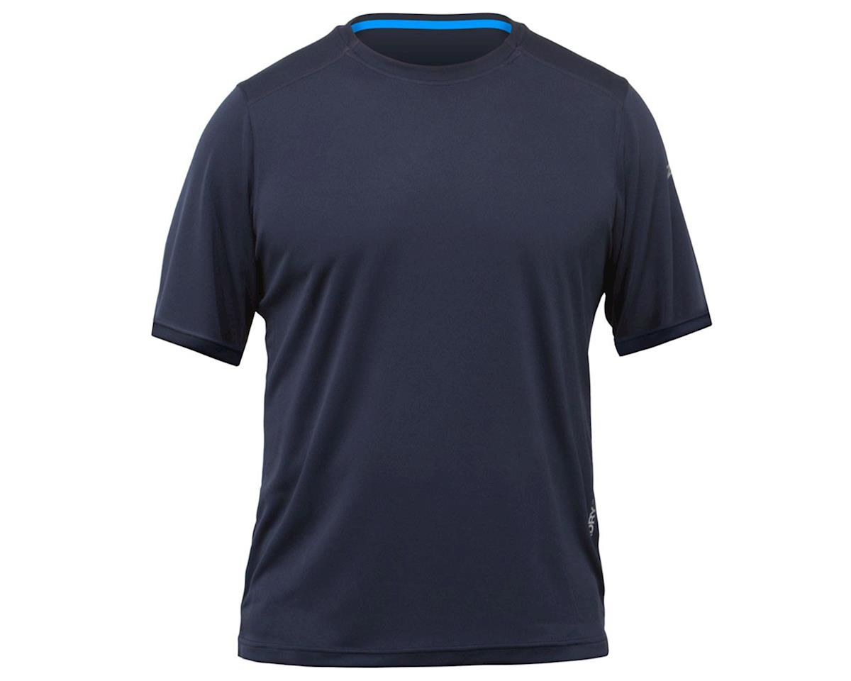 Zhik Dry Lite Short Sleeve Tech Top Mens Navy