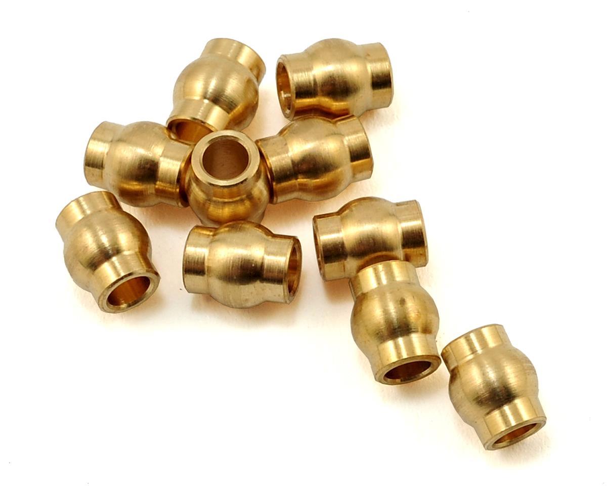 Samix MST CFX-W 5.8mm Brass Pivot Ball Set (10)
