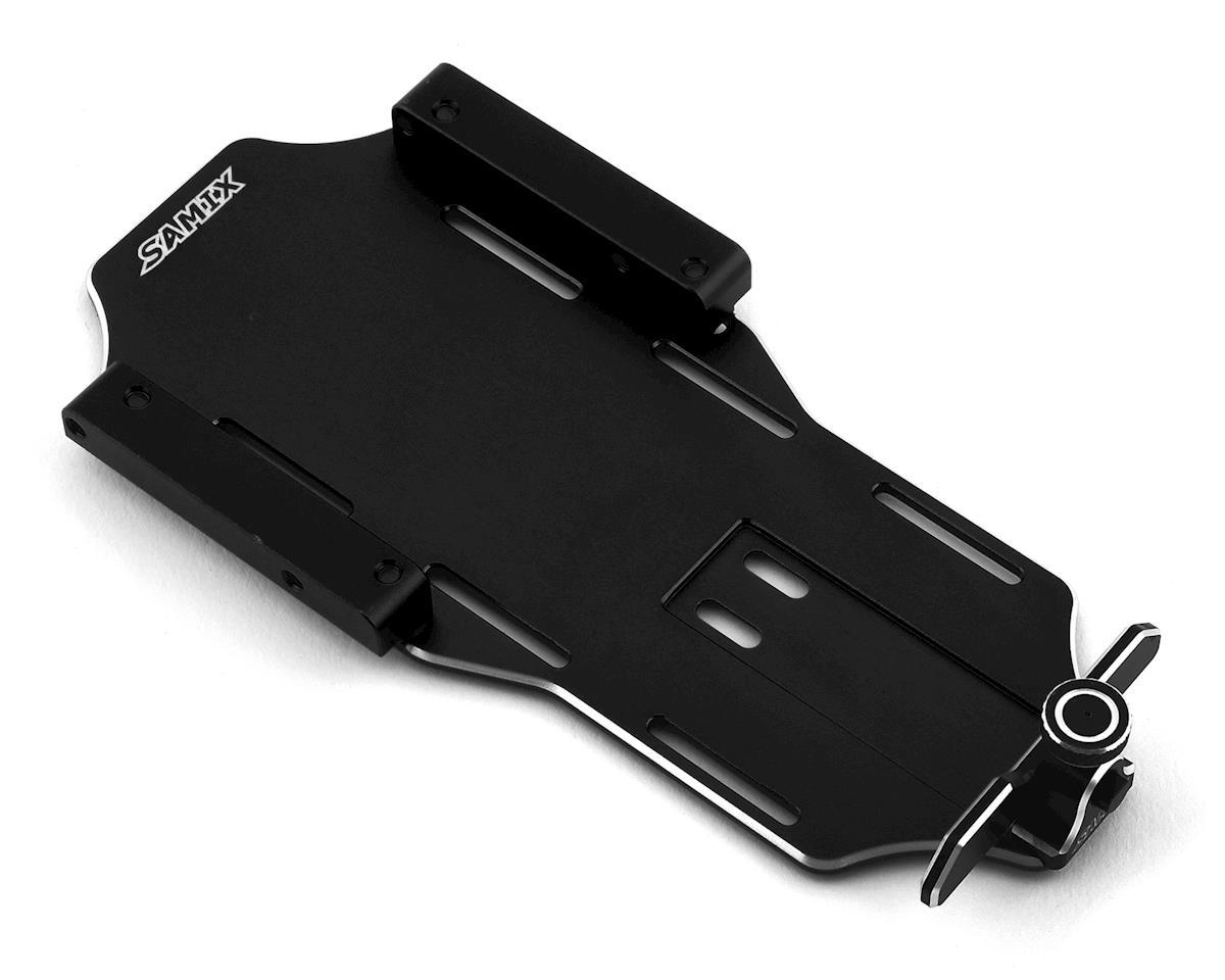 Samix Enduro Forward Adjustable Battery Tray Kit (Black)