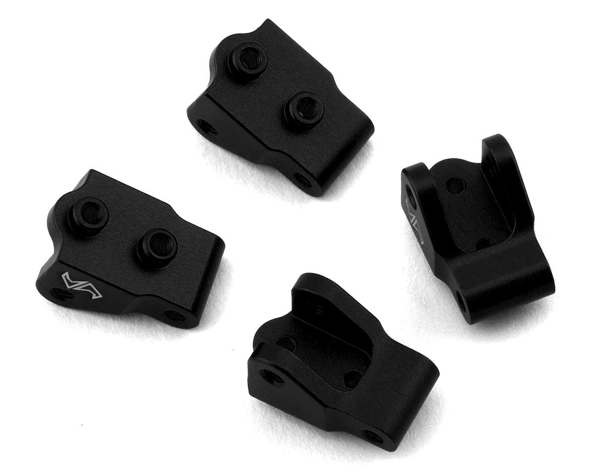Samix Enduro Aluminum Low Shock/Suspension Link Mount (Black) (4)