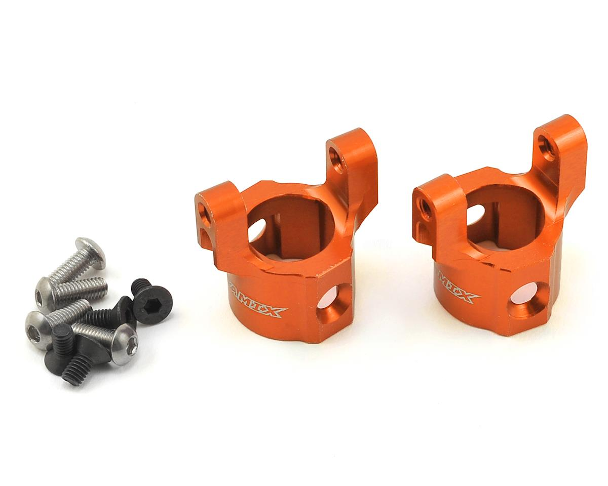 Samix SCX10 Hub Carrier (Orange)
