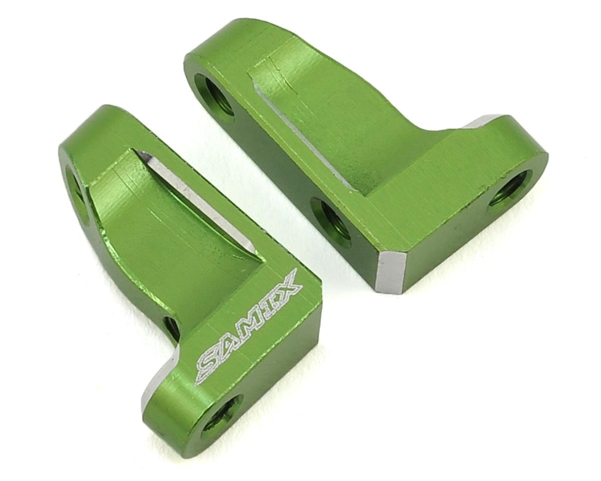 Samix SCX10 Servo Post (Green)