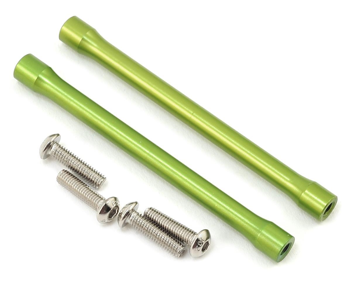 Samix SCX10 Front/Rear Body Mount Stiffener Post (Green)