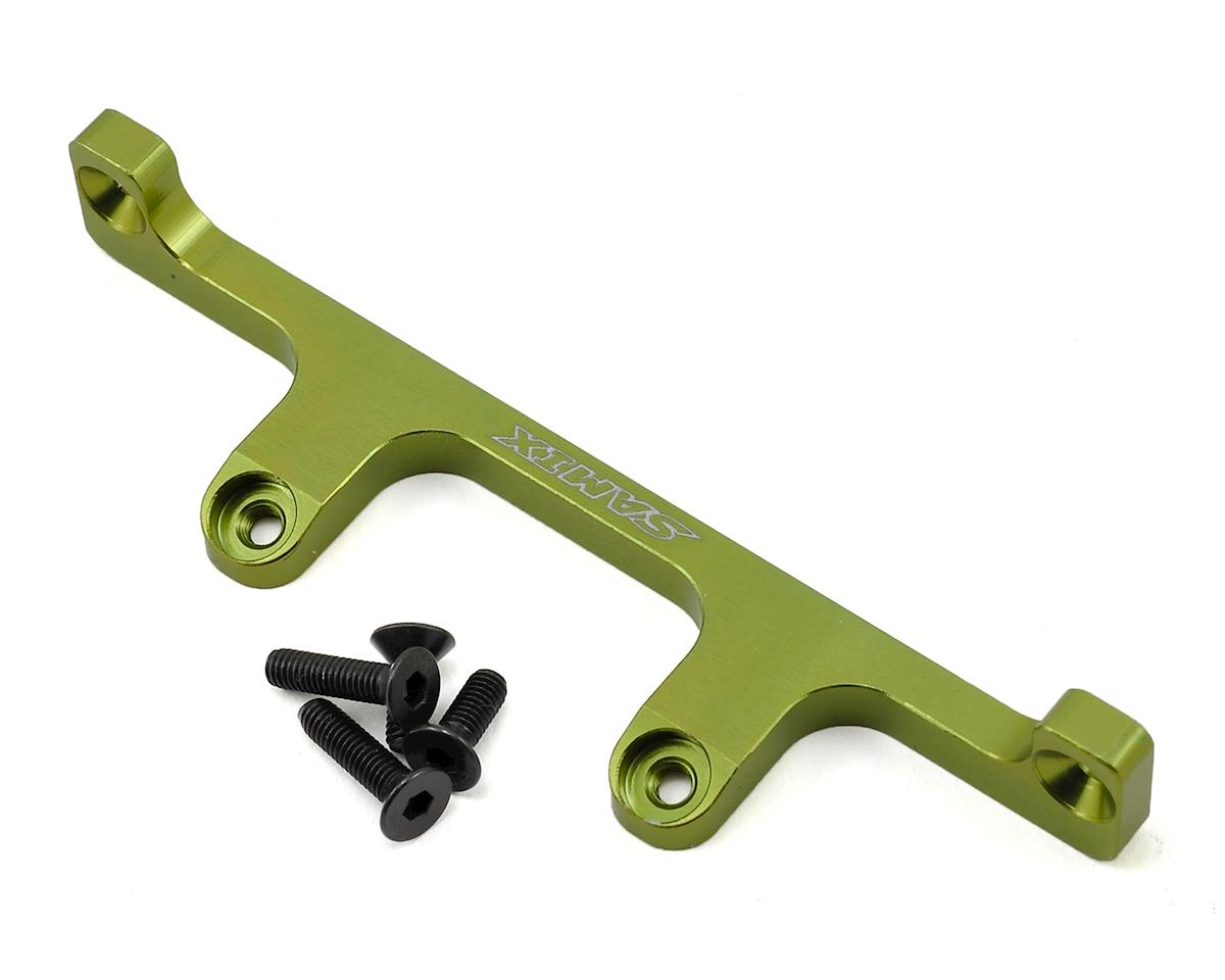 Samix SCX10 Side Receiver Box Tray (Green)