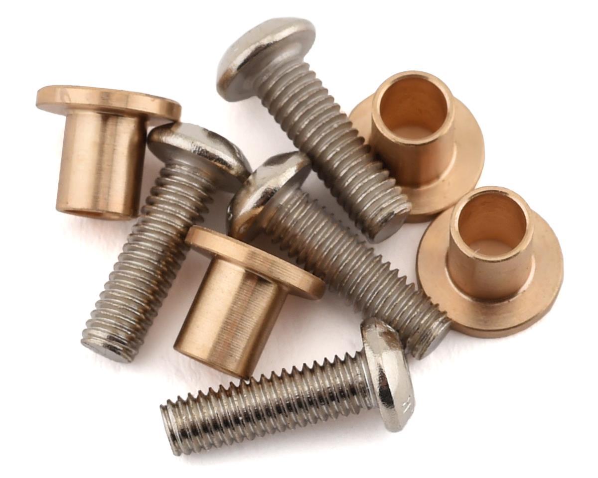 Samix Axial SCX10 II Brass Knuckle Bushing Set (4)