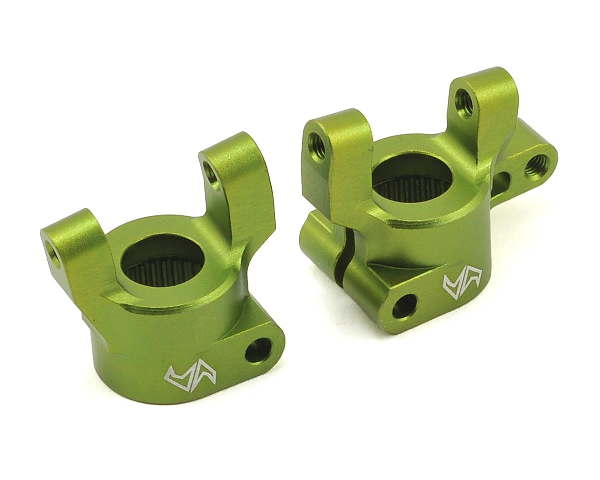 Samix SCX10 II C-Hub Carrier (2) (Green)