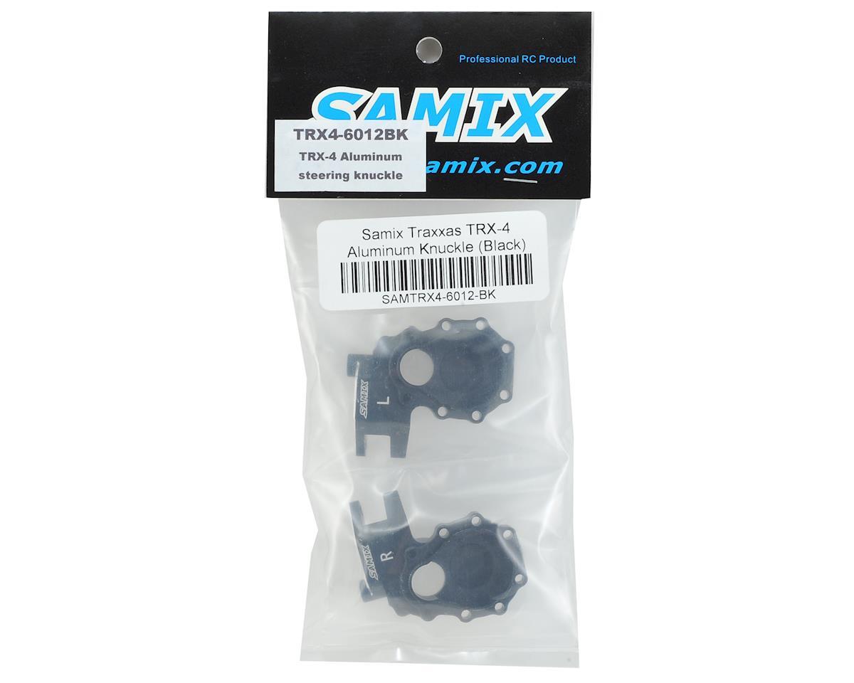 Samix Traxxas TRX-4 Aluminum Knuckle (Black)