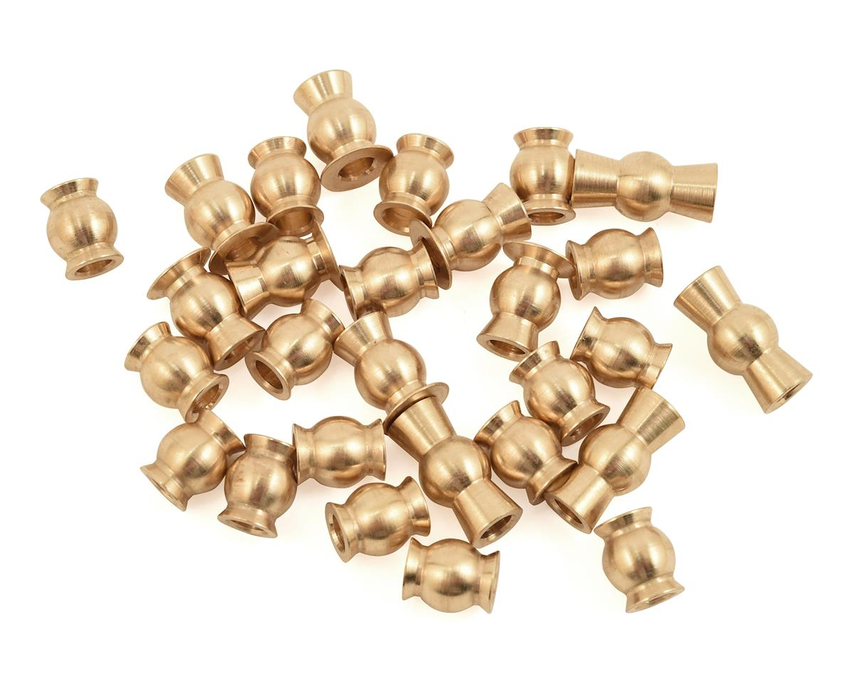 Samix Traxxas TRX-4 Brass Pivot Ball Set (28)