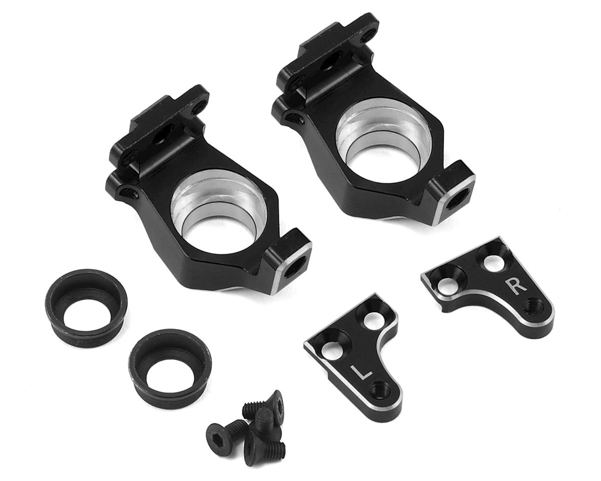 Wraith High Clearance Steering Knuckle (Black) by Samix