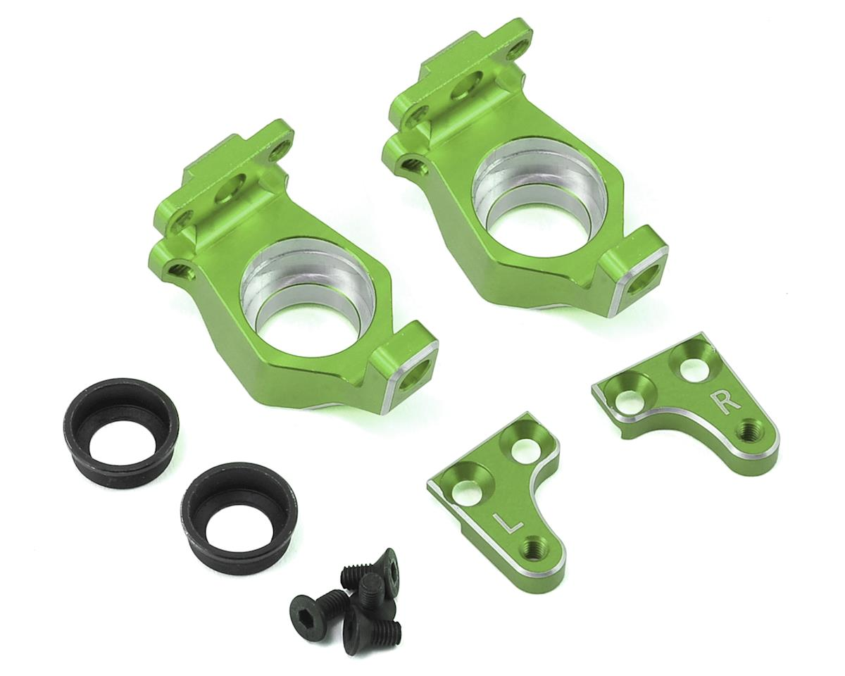 Samix Wraith High Clearance Steering Knuckle (Green)