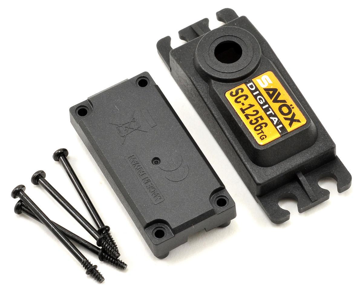 1256TG Upper/Lower Case Set w/Hardware by Savox