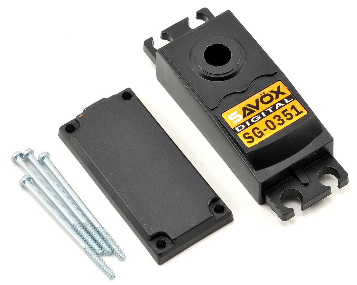 SG0351 Upper/Lower Case Set w/Hardware by Savox