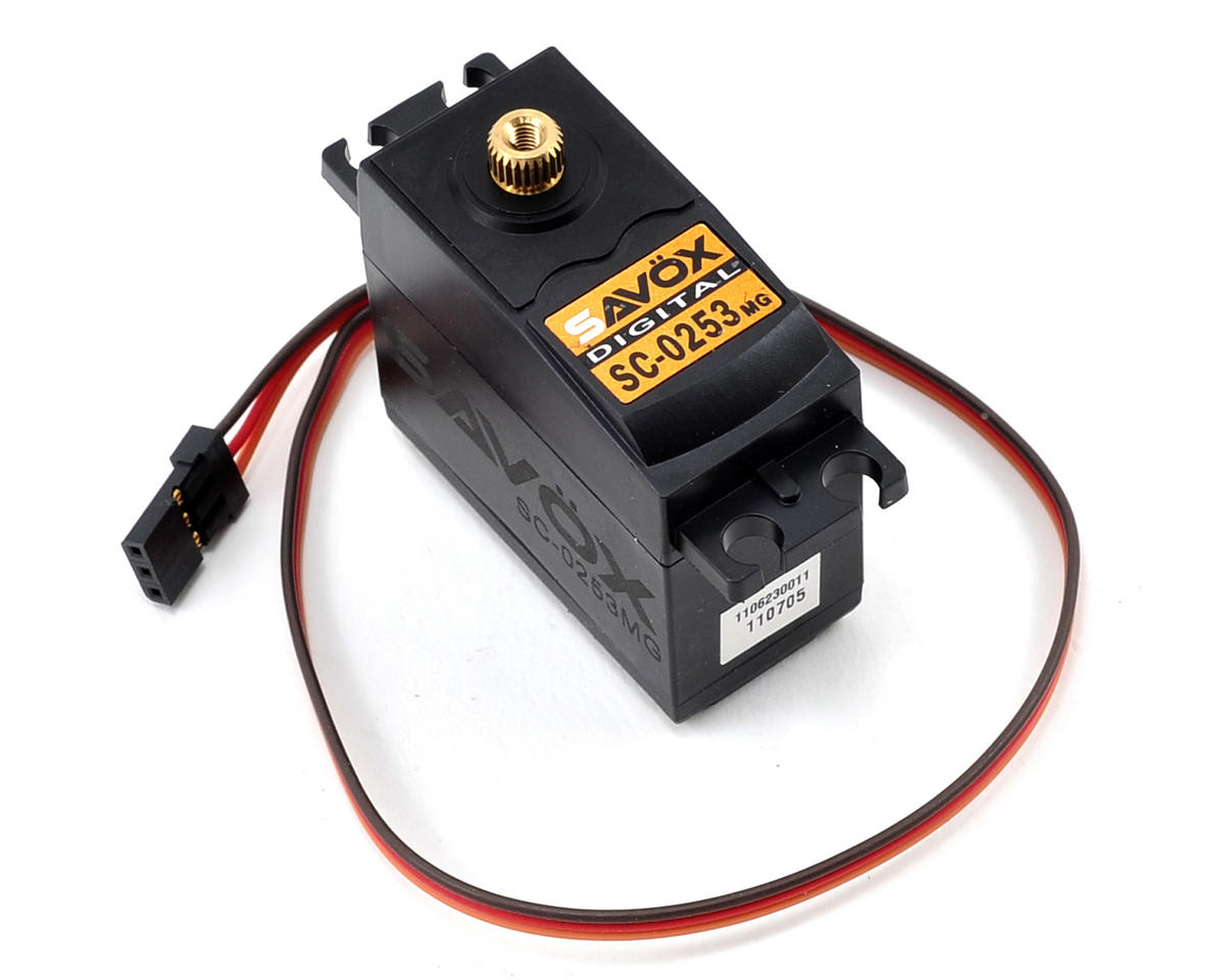 SC-0253MG Standard Digital Servo by Savox