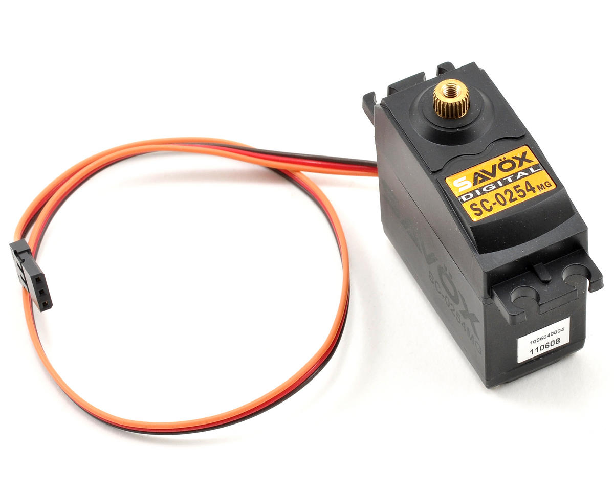 SC-0254MG Standard Digital Servo by Savox
