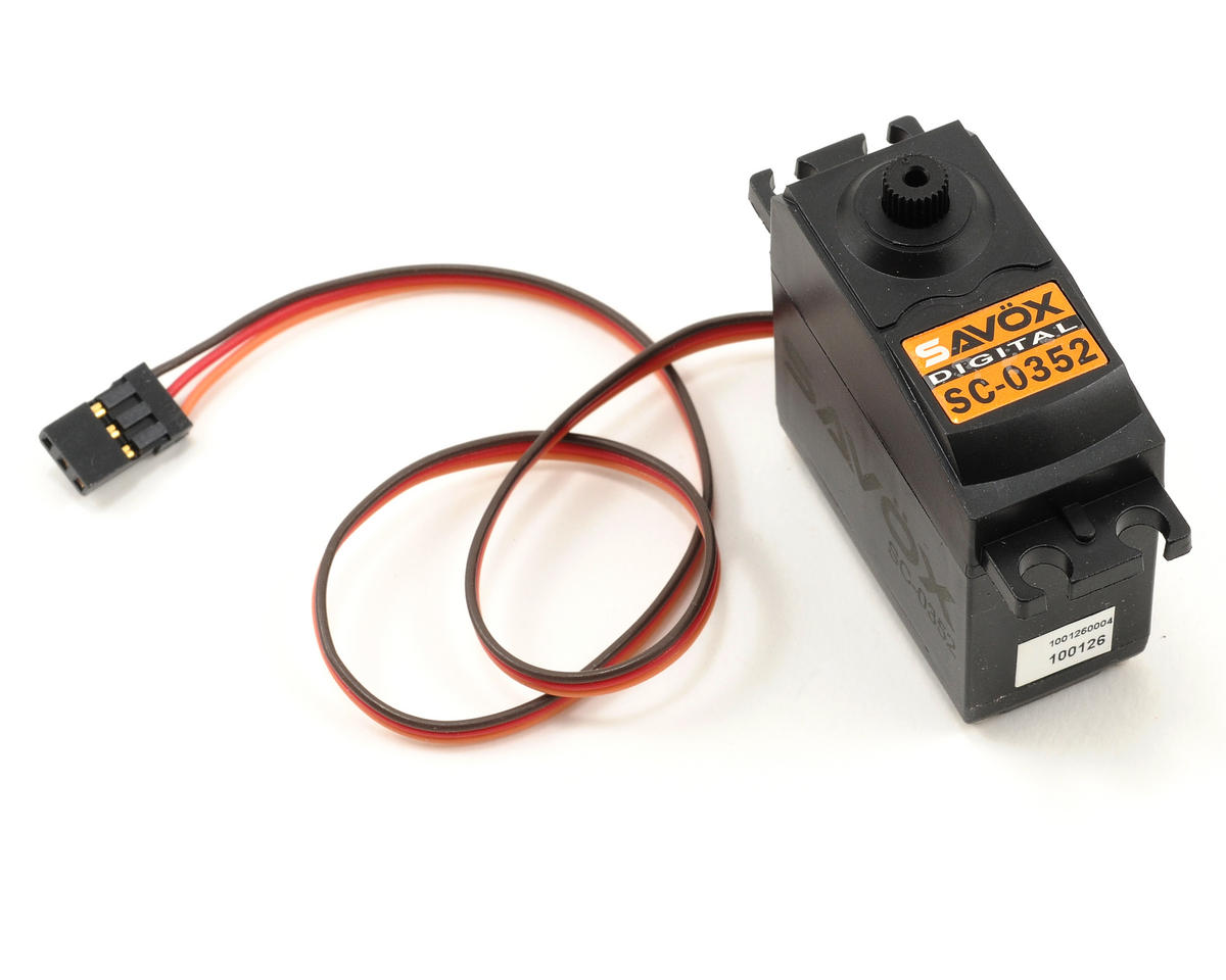 SC-0352 Standard Digital Servo by Savox