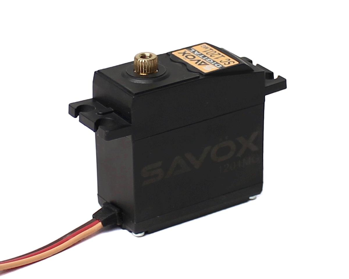 SC-1201MG Tall Digital Steel Gear Servo by Savox