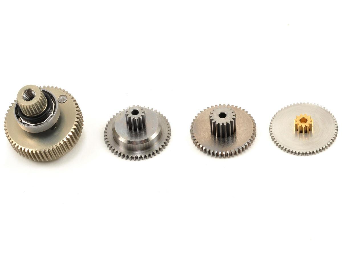 Savox SC1256TG Titanium Gear Set w/Bearing