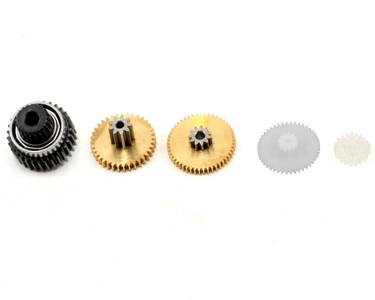 SH0253 Metal/Plastic Gear Set w/Bearing by Savox