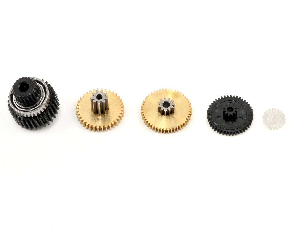Savox SH0254 Metal/Plastic Gear Set w/Bearing