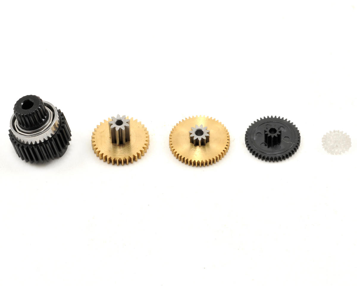 Savox SH0256 Metal/Plastic Gear Set w/Bearing