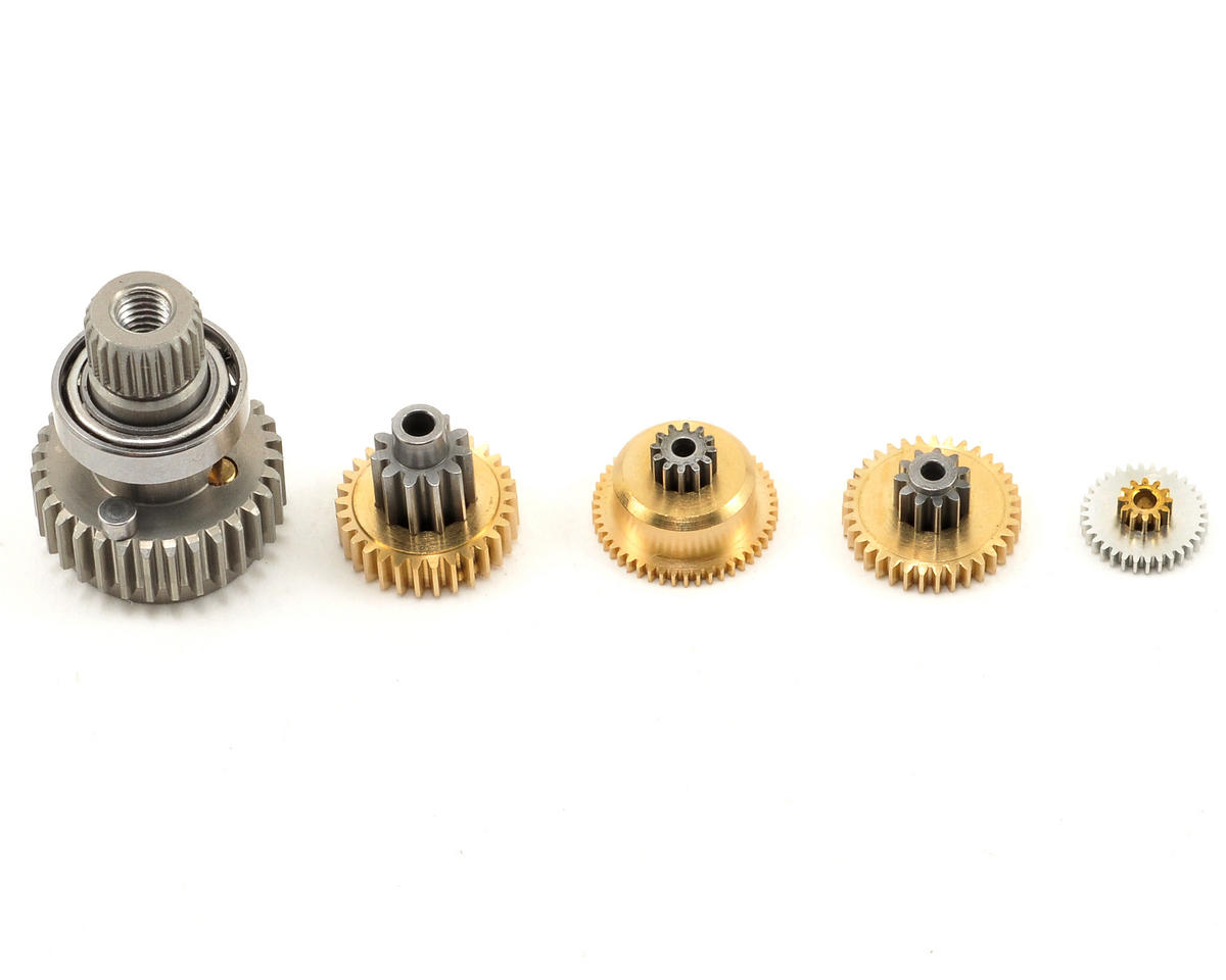 Savox SH1250MG Gear Set w/Bearing