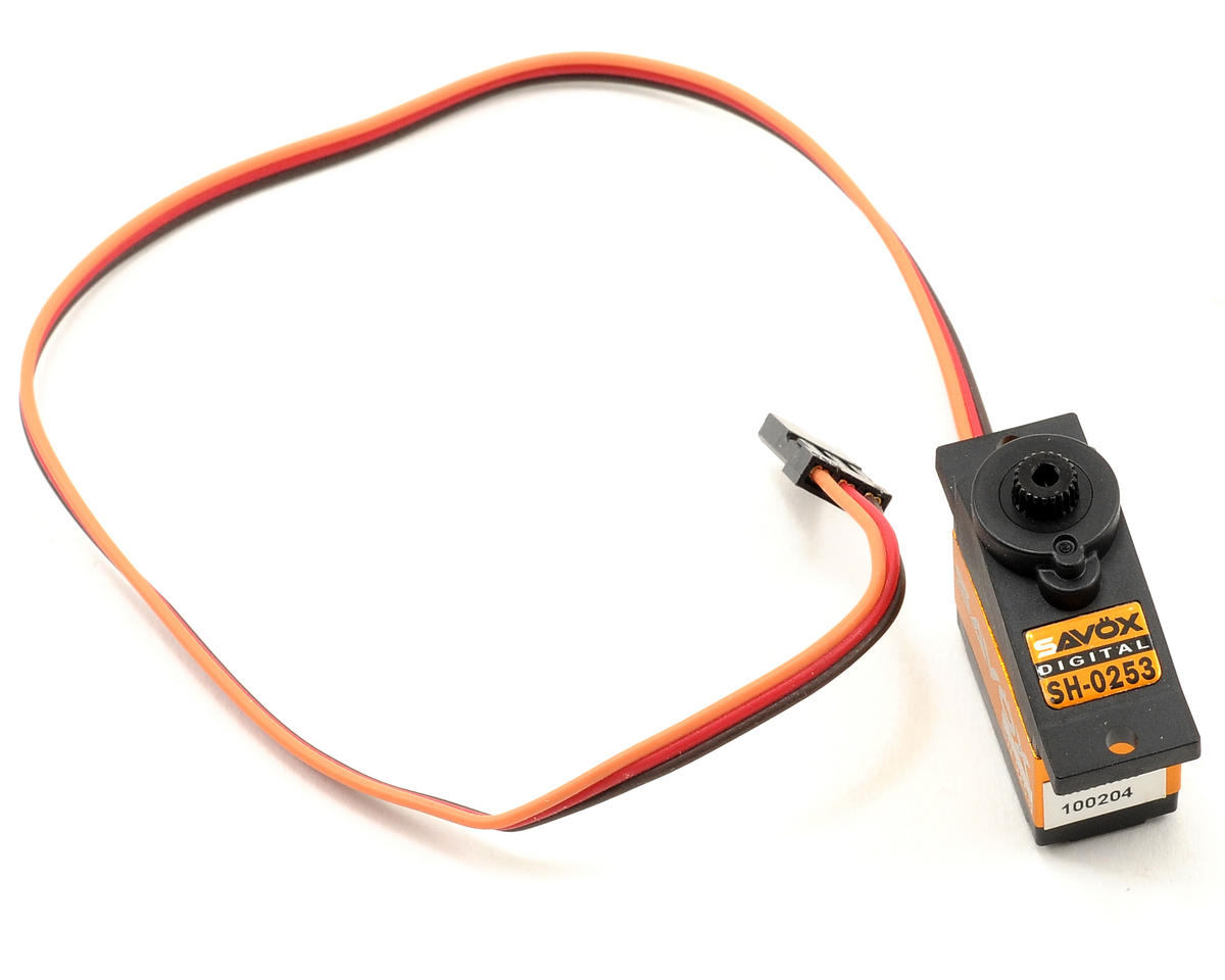"Savox SH-0253 Digital ""High Speed"" Micro Servo"