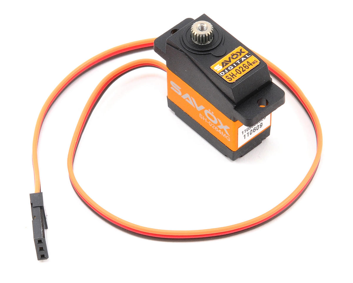 "Savox SH-0264MG Digital ""High Speed"" Micro Servo"