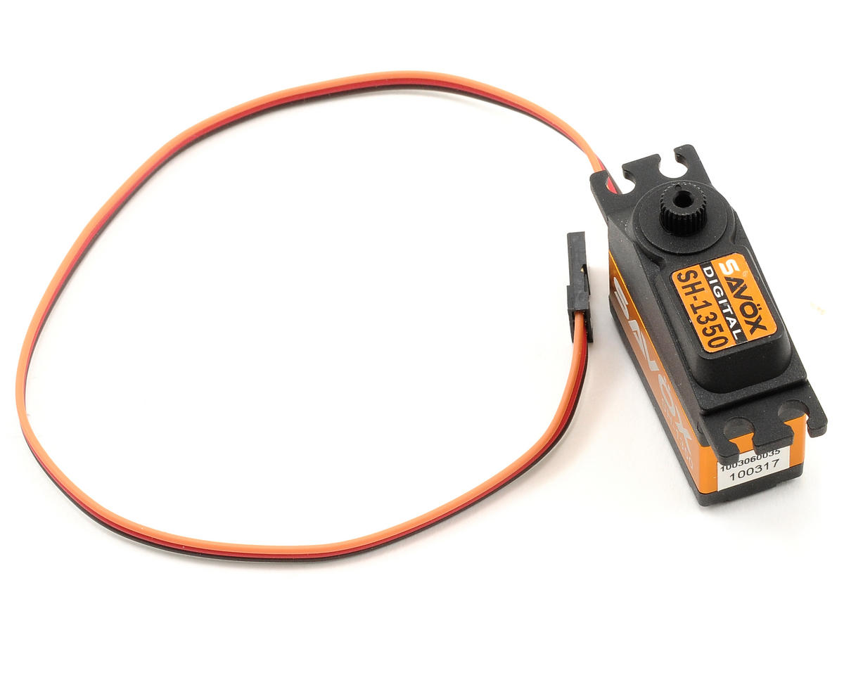 "Savox SH-1350 Digital ""High Torque"" Mini Servo"