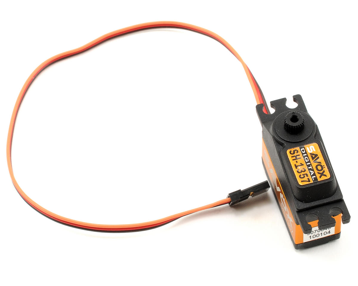 "Savox SH-1357 Digital ""High Speed"" Mini Servo"