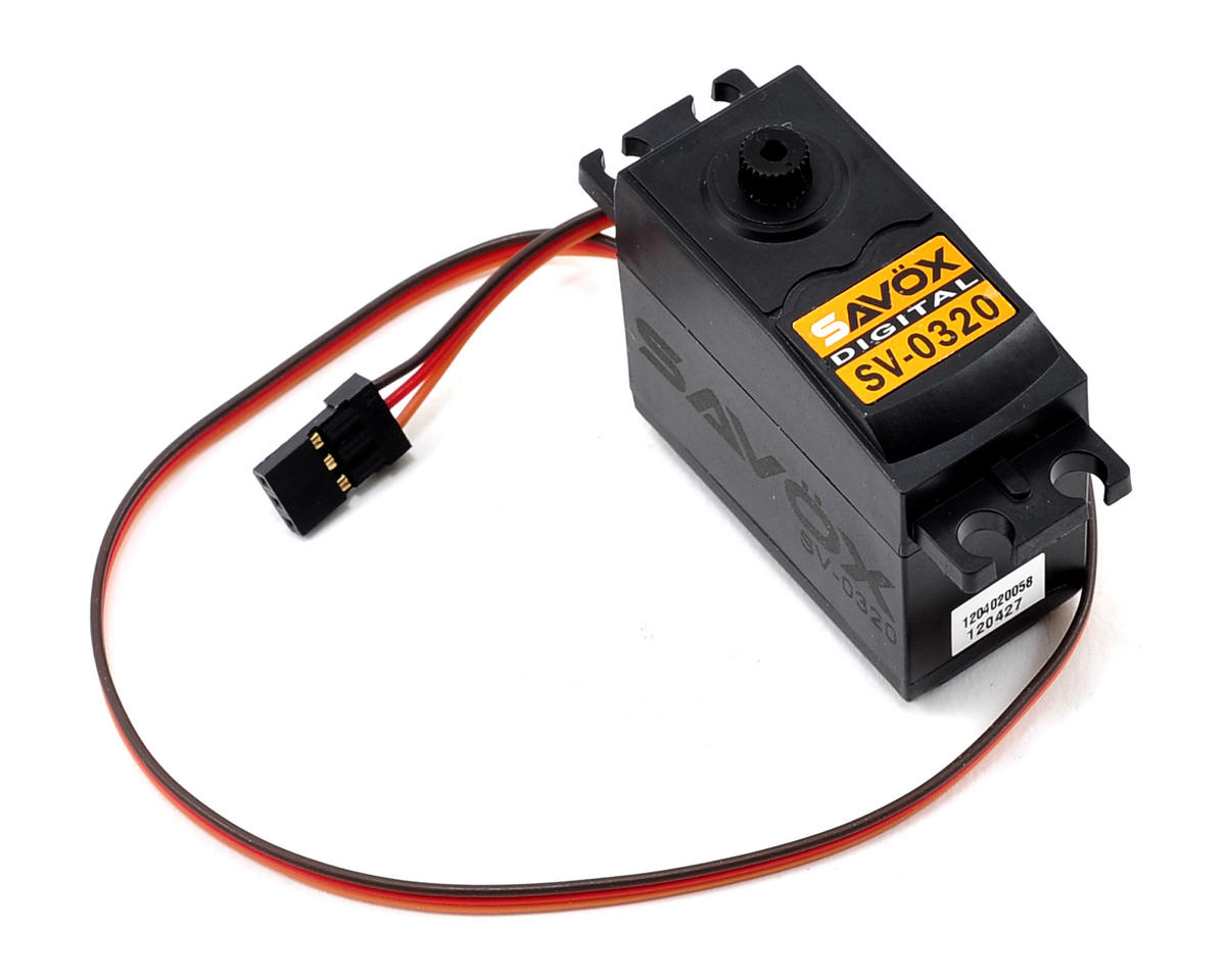 SV-0320 Standard Digital Servo (High Voltage) by Savox