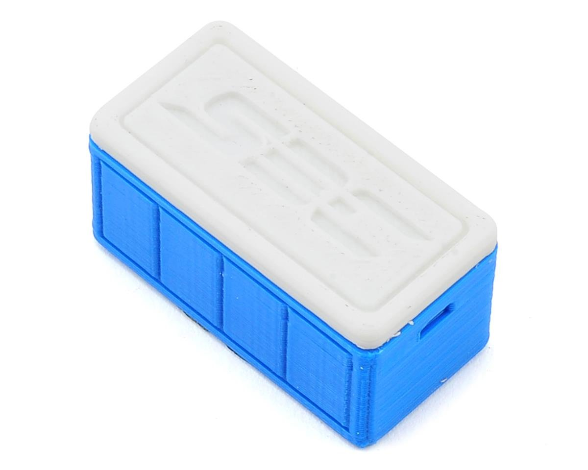 Scale By Chris Small Ice Chest (Blue)