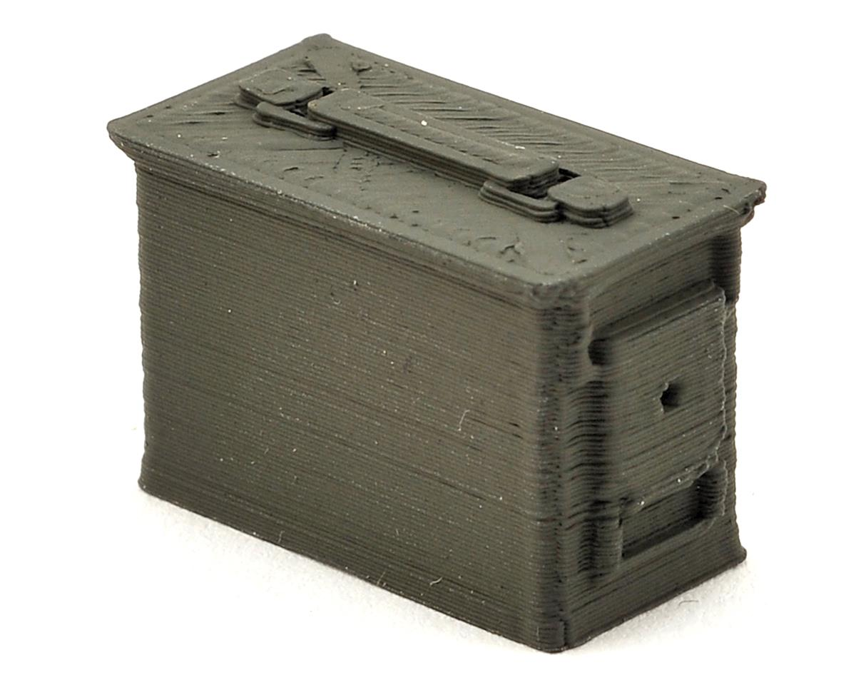 Ammo Box (Green) by Scale By Chris