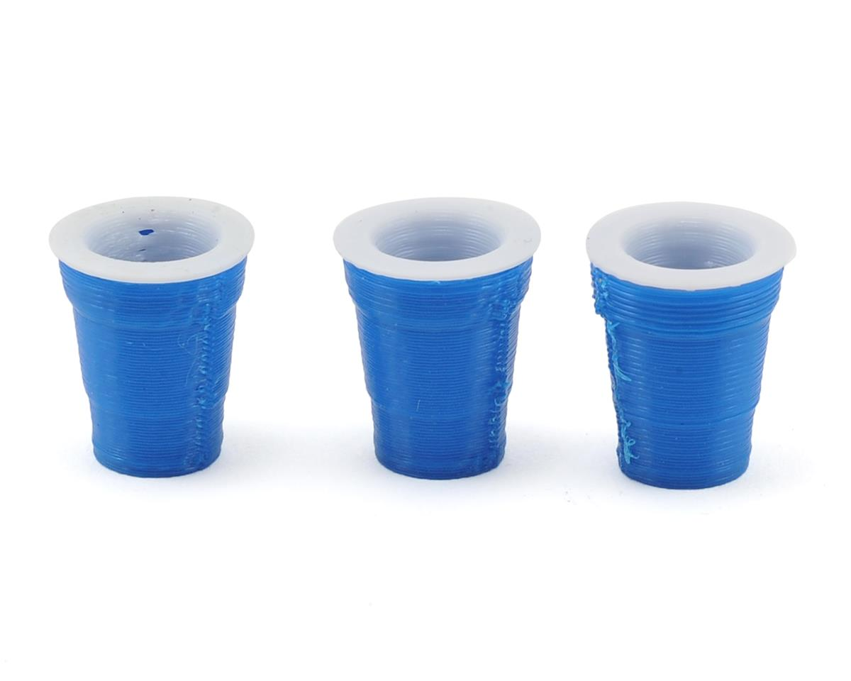 Keg Cup (3) (Blue) by Scale By Chris