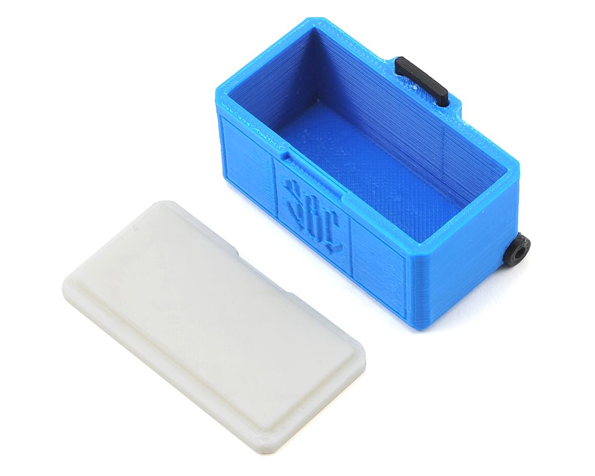 Scale By Chris Wheeled Ice Chest (Blue)