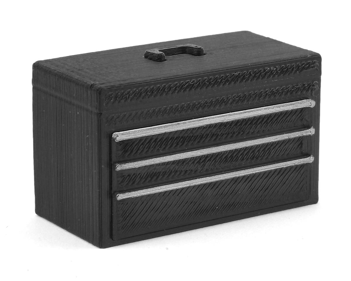 Scale By Chris Tool Box (Black)