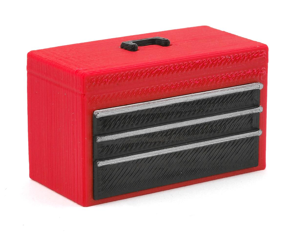 Tool Box (Red) by Scale By Chris